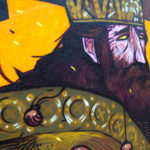 Mural a Poble Nou (Barcelona, ES)