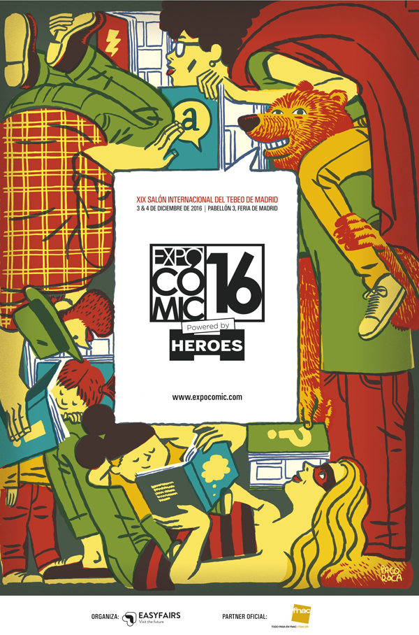 expocomic_madrid_cartel_paco_roca